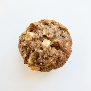 Apple Pecan Muffin